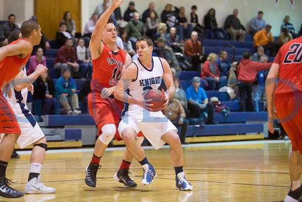 Men's Basketball vs. Oneonta (SUNYAC Quarterfinals)