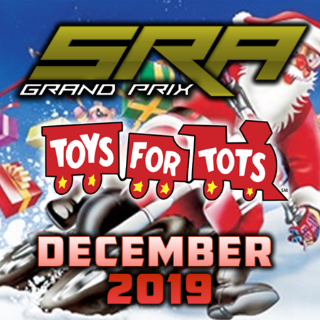 SRA December Toys for Tots GP 2019