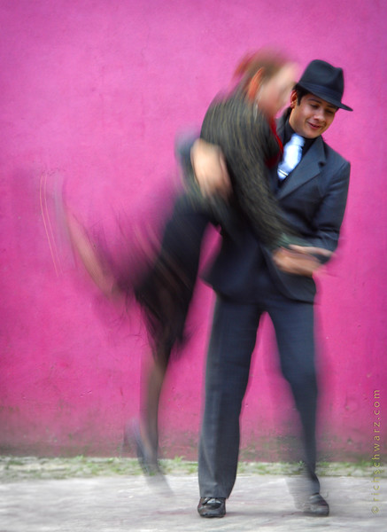 bailamos - the joy of ...the colours of tango