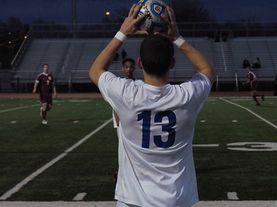 3/17/16 - Boys JV and Varsity Soccer