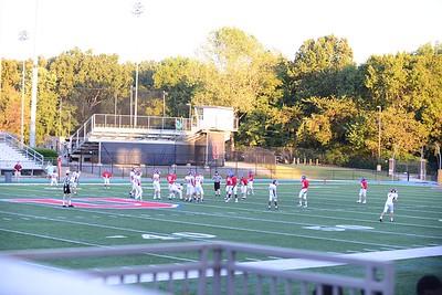 2015  7th grade MUS Football