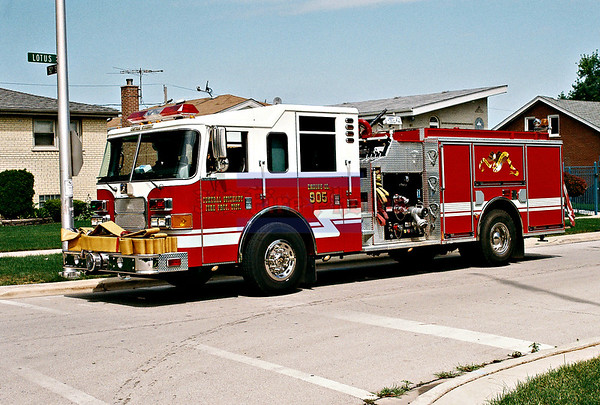 Central Stickney Fire Protection District