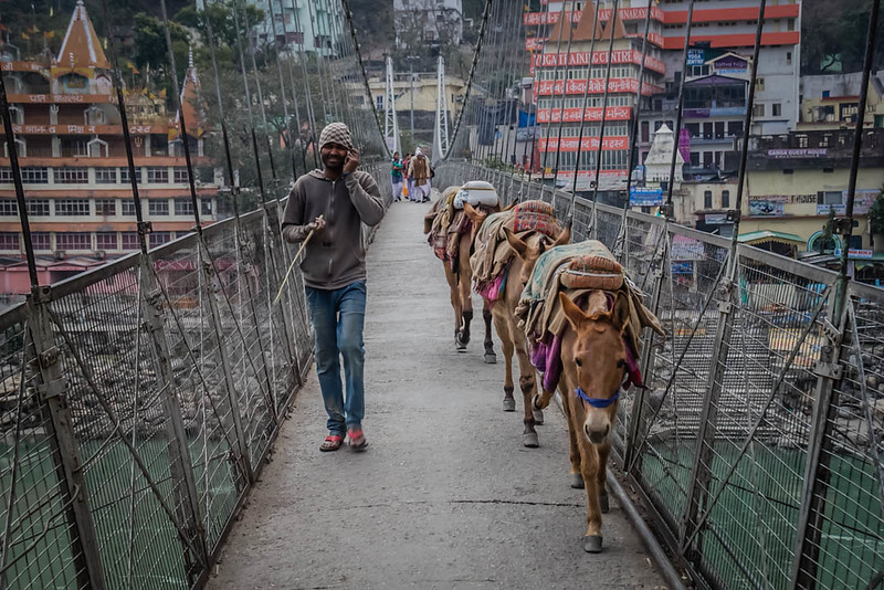Rishikesh North India