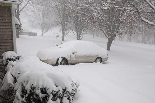 Snowed In December 2009