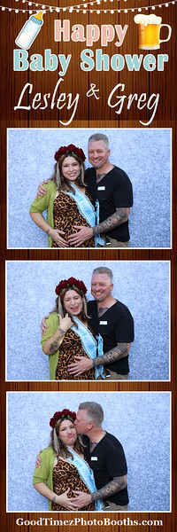 Lesley & Greg's Baby Shower