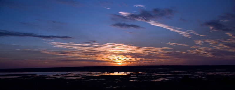 Sunset Over Wetlands 12, Kakadu National Park - Northern Territory, Australia