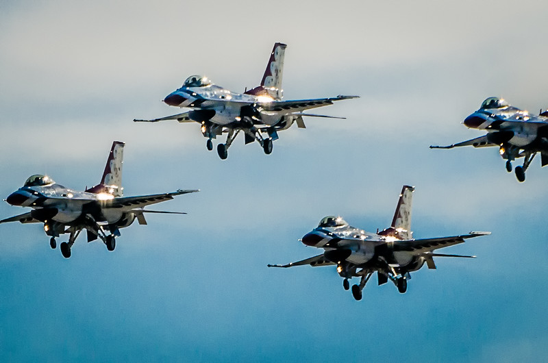 F-16 Thundertbirds