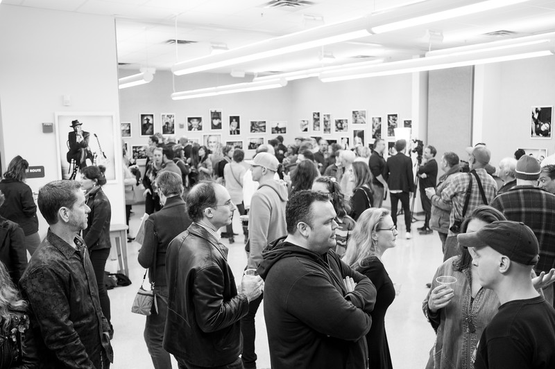 Jay Blakesberg - Dark+Light Exhibit Opening