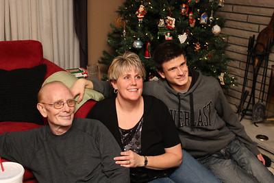 2012 Birkel Family Christmas