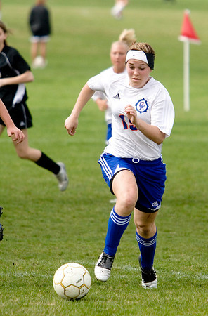 2008 - Sycamore-Genoa soccer at Barb Fest 4-19