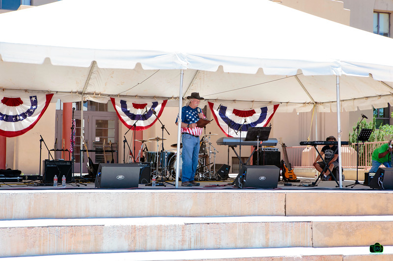 The Red, White and Blue Festival 4th of July Gallup, NM 2019