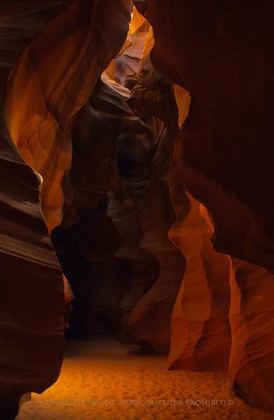 Upper Antelope Slot Canyon - AZ