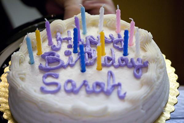 Sarah's 14th Birthday