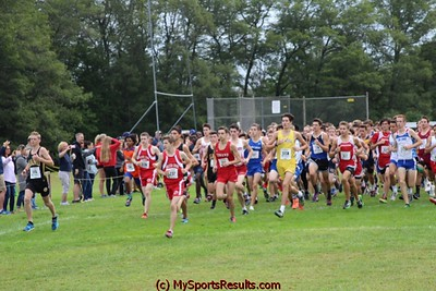 40th Haddad Windham XC Invite