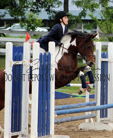 Pickering Horse Centre (PHC) Jumper Show 06/19/15