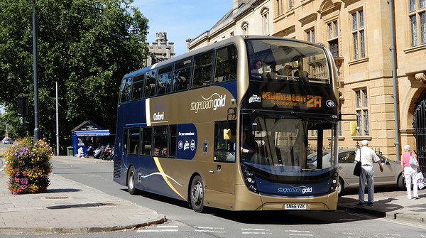 Stagecoach Oxford