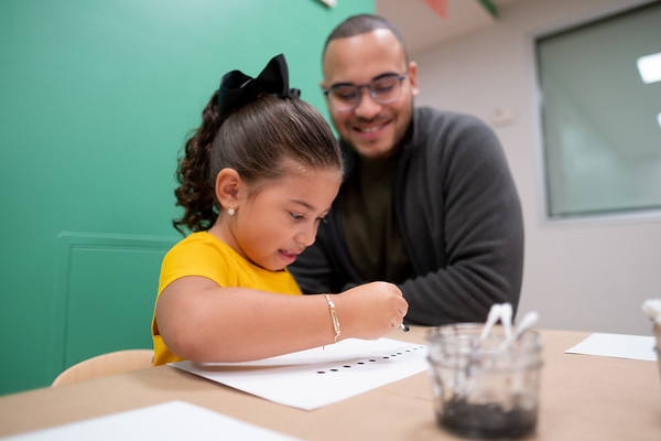 Parent Breakfast Fall 2019 at Dorothy Day Early Childhood Center and the Sugar Hill Children's Museum Pre-School
