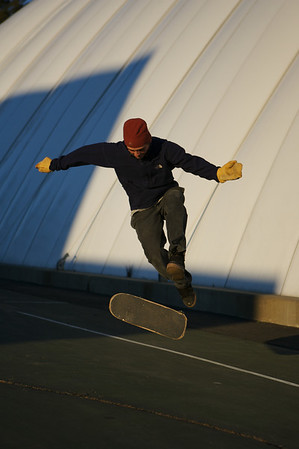 Skating Shoot