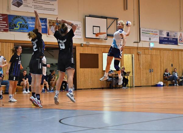 Frauen TSV 1 vs Waldhof