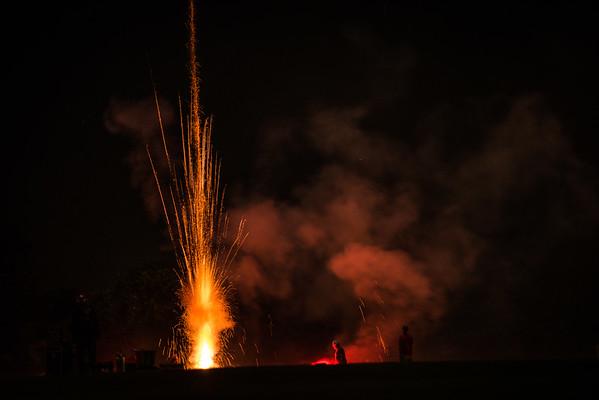Gates Fireworks