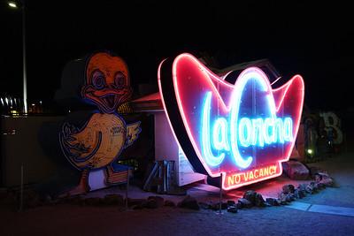 Neon Museum,Las Vegas