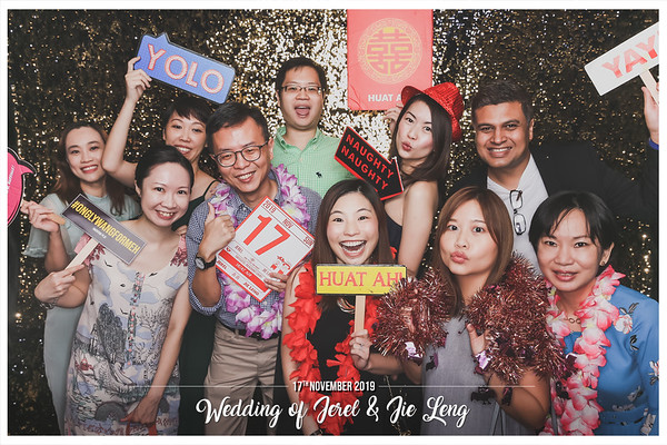 Wedding of Jerel & Jie Leng