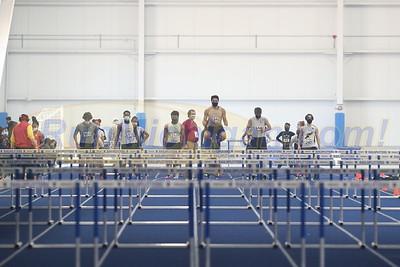 Boys' 60 Hurdle Semis - 2021 MITS State