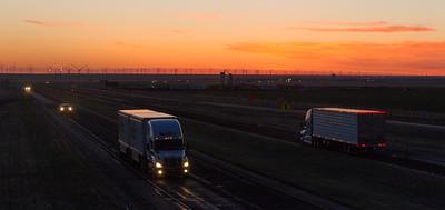 Texas Panhandle, Part 5 - Trucks