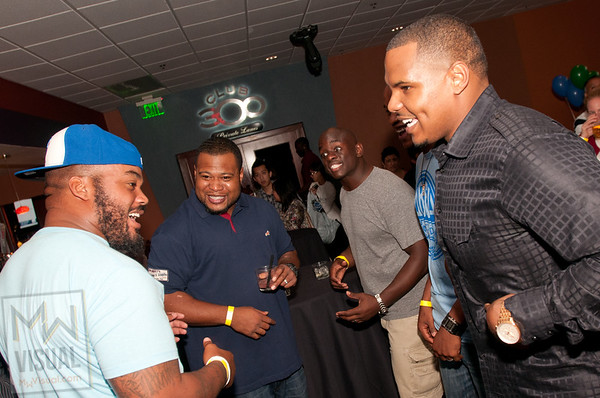 Chester Pitts Bowling 2012
