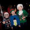 Ross, Daniel and Matthew waiting on Santas arrival. R1549031