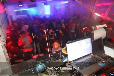 Celebrity Saturdays @ Oxygen presents Sebastian Mikael Apr 5th