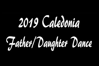 2019-02-02 Caledonia Father Daughter Dance