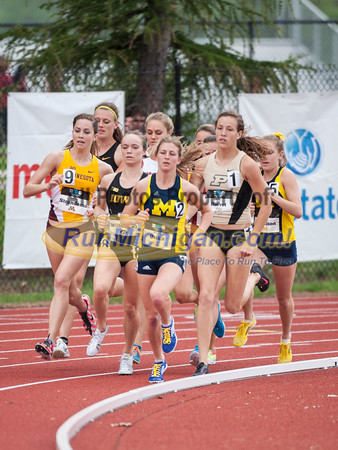 BIG10 5K Prelims Women