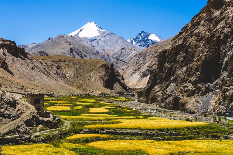Hangkar village