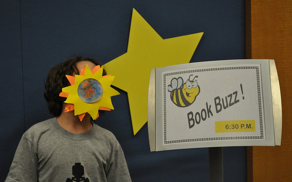 Book Buzz- Weather or Not- April 2013