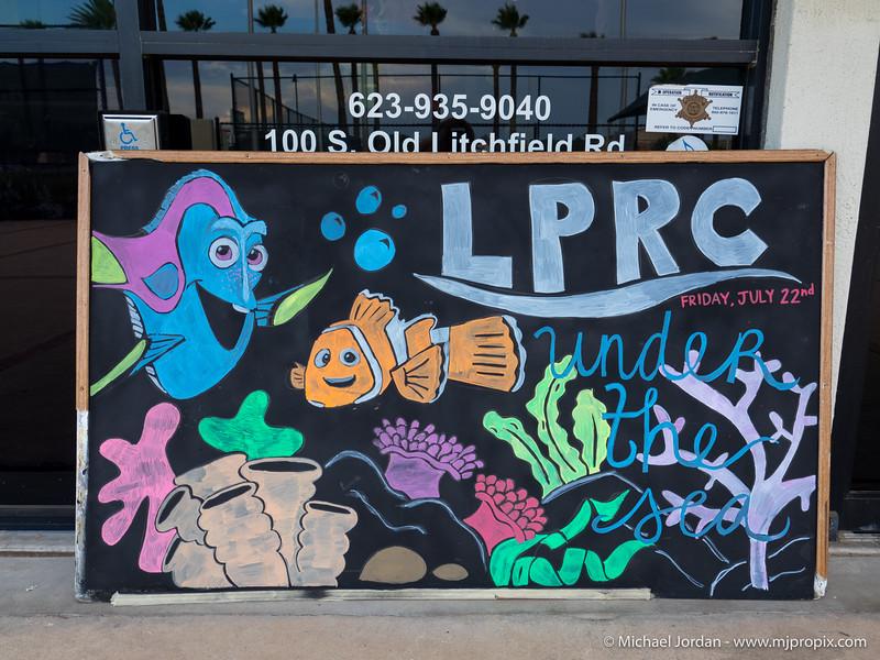 LPRC Under the Sea