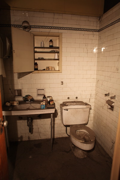2011, Office Bathroom