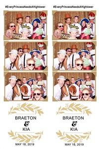 Braeton & Kia's Wedding