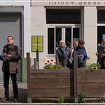 Chirapsia wandelzoektocht Antwerpen-St.Andries mei 2019