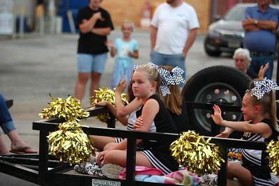 Draughn Homecoming Parade 2017