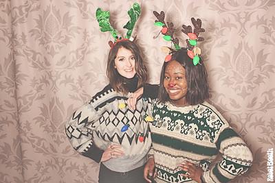 12-23-18 Atlanta Buckhead Church Photo Booth - Christmas Party - Robot Booth