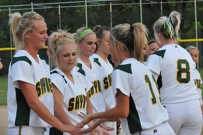 Varsity Softball 2009