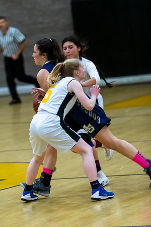 SLO v AG Girls Basketball- Jan. 16, 19