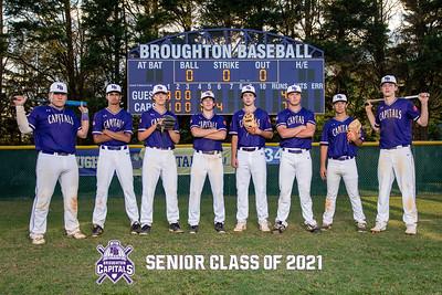 Broughton Baseball 2021