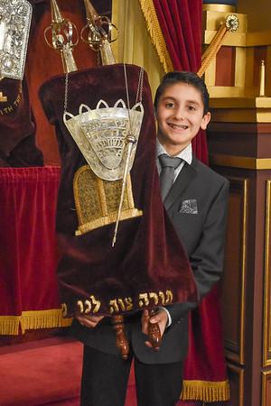 Zollett Bar Mitzvah
