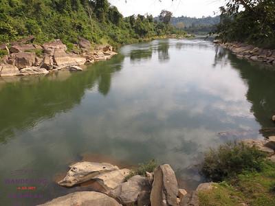 Zipline in Laos