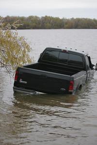Stolen truck - Lake Thunderbird
