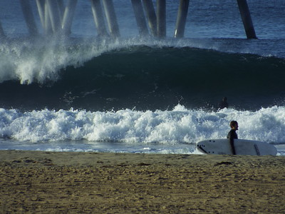 11/22/19 * DAILY SURFING PHOTOS * H.B. PIER