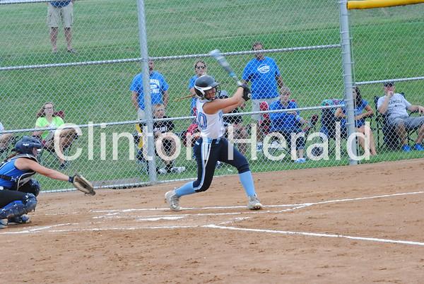 Anamosa at Northeast softball (7-6-16)