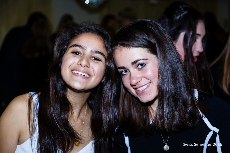 Sofia and Lilli